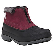 Propet Cold Weather Boot - Lumi Ankle Zip - A363765