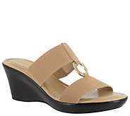 Tuscany by Easy Street Wedge Sandals - Marietta - A363865