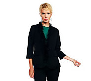 Joan Rivers Elegance in Lace Jacket - A227466