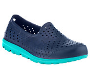 Skechers H2 Go Perforated Slip-on Shoes - A253166