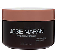 Josie Maran Argan Oil Super-Size 19-oz Whipped Body Butter - A258166