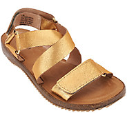 As Is Adam Tucker Quarter Strap Adjustable Sandals-Arianna - A271766