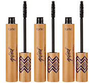 tarte gifted Amazonian Clay smart mascara trio - A283666