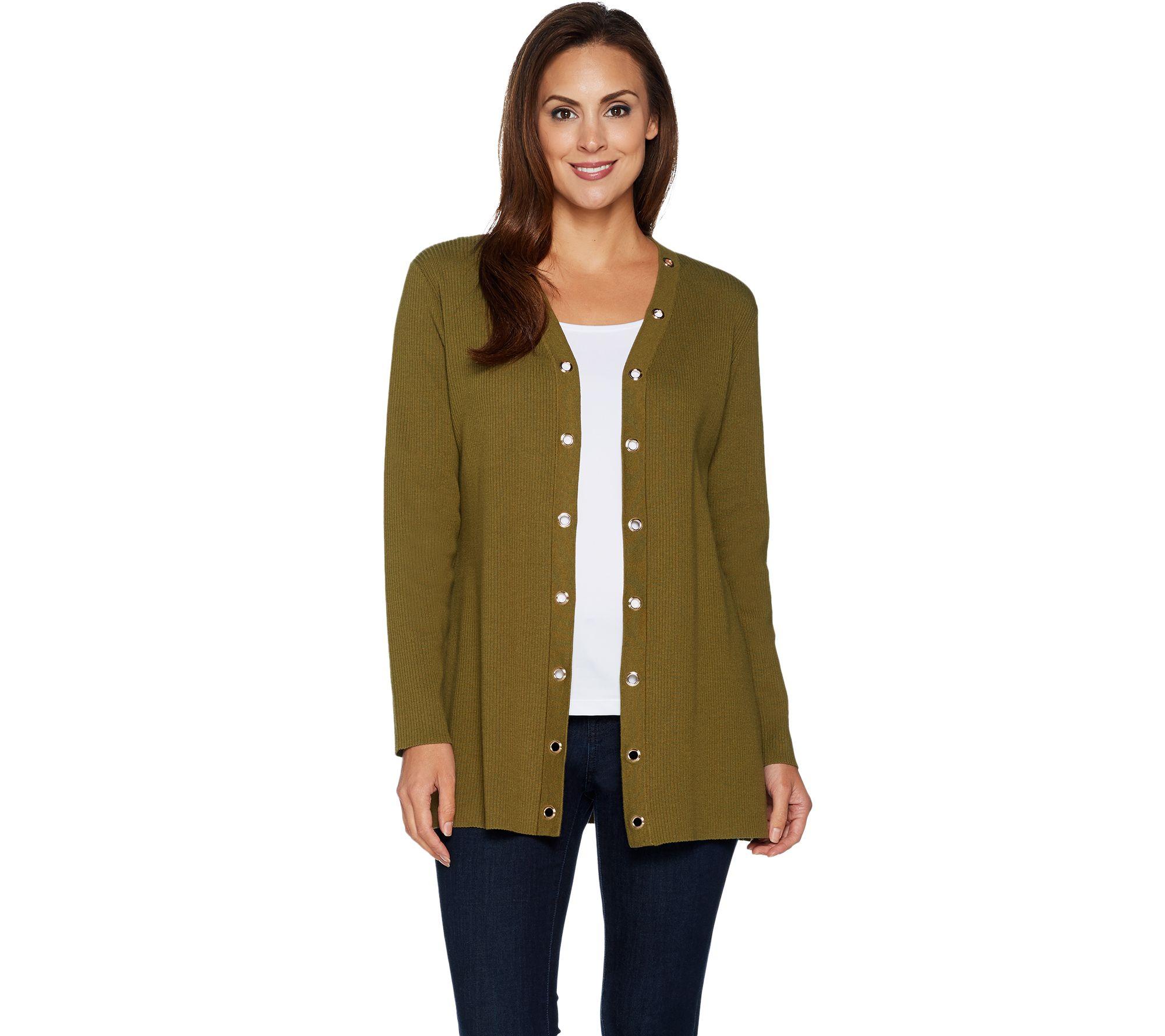 Susan Graver — Sweaters & Cardigans — Fashion — QVC.com
