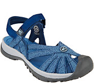 KEEN Multi-Strap Sport Sandals - Rose - A304366