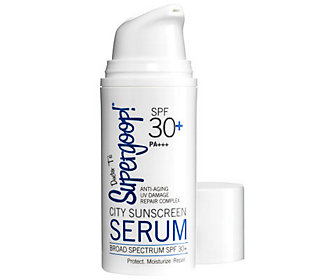 Supergoop City Sunscreen Serum SPF 30 , 1.7 floz