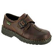 Eastland Leather Loafers with Lug Sole -Syracuse - A114367
