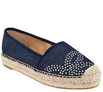 Marc Fisher Espadrille Slip-on Shoes - Palmer - A265267