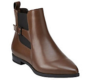Clarks Artisan Leather Chelsea Boots - Morela Liza - A271067