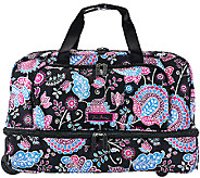 Vera Bradley Lighten Up Wheeled Carry On Luggage - A271867