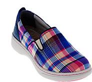 Dansko Canvas Twin Gore Slip-on Sneakers - Belle Canvas - A274367