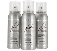 Nick Chavez Amazon Body Building Hairspray 3.5oz Trio Gift Set - A286567