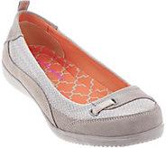 As IsSkechers Linen & Suede Slip-on Shoes w/ Memory Foam - Dabble - A287567