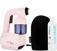 MineTan Portable Spray Tan Device w/ Coffee Mist - A298667