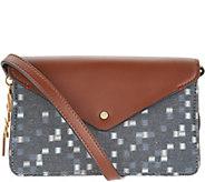 ED Ellen DeGeneres Lyon Crossbody Handbag - A304467