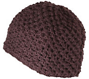 Nirvanna Designs Crochet Beanie with Fleece - A331067