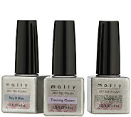 Mally 24/7 Gel Polish Springtime Soiree Trio - A333667