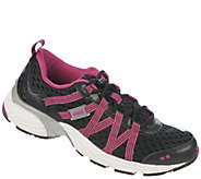 Ryka Lace-up Water Training Sneakers - Hydro Sp  ort - A334467
