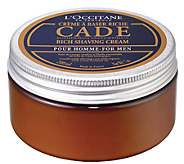 LOccitane Cade Rich Shaving Cream, 7 oz - A335267