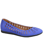 Sofft Leather Flats - Pami - A335567