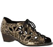 Bella Vita Lace-up Sandals - Pixie II - A335667