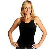 InstantFigure Scoop-Neck Slimming Tank Top - A339367