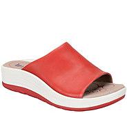 Bionica Leather Slide Sandals - Cosma - A339767