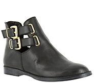 Bella Vita Leather Ankle Boots - Ramona - A341167