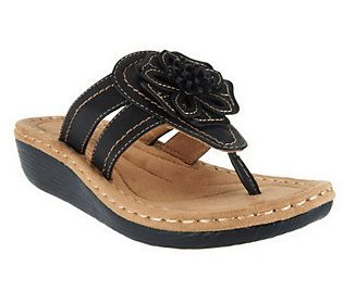cliffs by white mountain carnation sandals a233668
