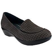 Dansko Leather Slip-On Shoes - Debra - A260768