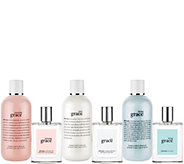 philosophy state of grace 6-piece fragrance kit - A277268