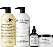 philosophy 4-piece iconic skincare collection Auto-Delivery - A286468