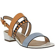 Azura by Spring Step Block Heel Sandals - Tresna - A356568