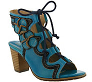 Spring Step LArtiste Leather Sandals -  Alejandra - A357168