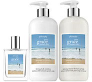 philosophy pure grace summer surf trio - A358768