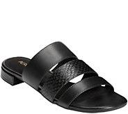 Aerosoles Slide Sandals - Back Down - A359268