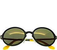 Breed Corvus Gunmetal Aluminium Sunglasses w/ Polarized Lense - A361268