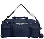 Kipling Nylon Wheeled Luggage - Discover S - A364568