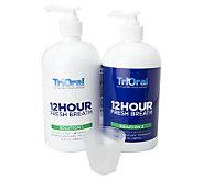 TriOral Fresh Breath 2 Formula Rinse System Auto-Delivery - A93168