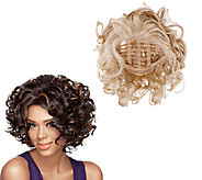 LUXHAIR NOW by Sherri Shepherd Soft Curl Lace Front Wig - A253569
