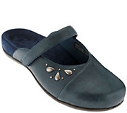 Vionic Orthotic Embellished Mules - Kristin - A258269