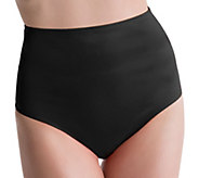 Spanx Solid High-Waisted Swimsuit Bottom - A263569