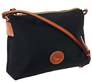 As Is Dooney & Bourke Nylon Crossbody Pouchette Bag - A264969