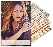 Lulu DK S/3 Temporary Tattoos Sandrine Collection - A270569