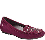 Vionic Orthotic Loafers w/ Embellishments - Athens - A271869
