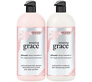 philosophy supersize amazing grace shampoo & conditioner duo - A275169