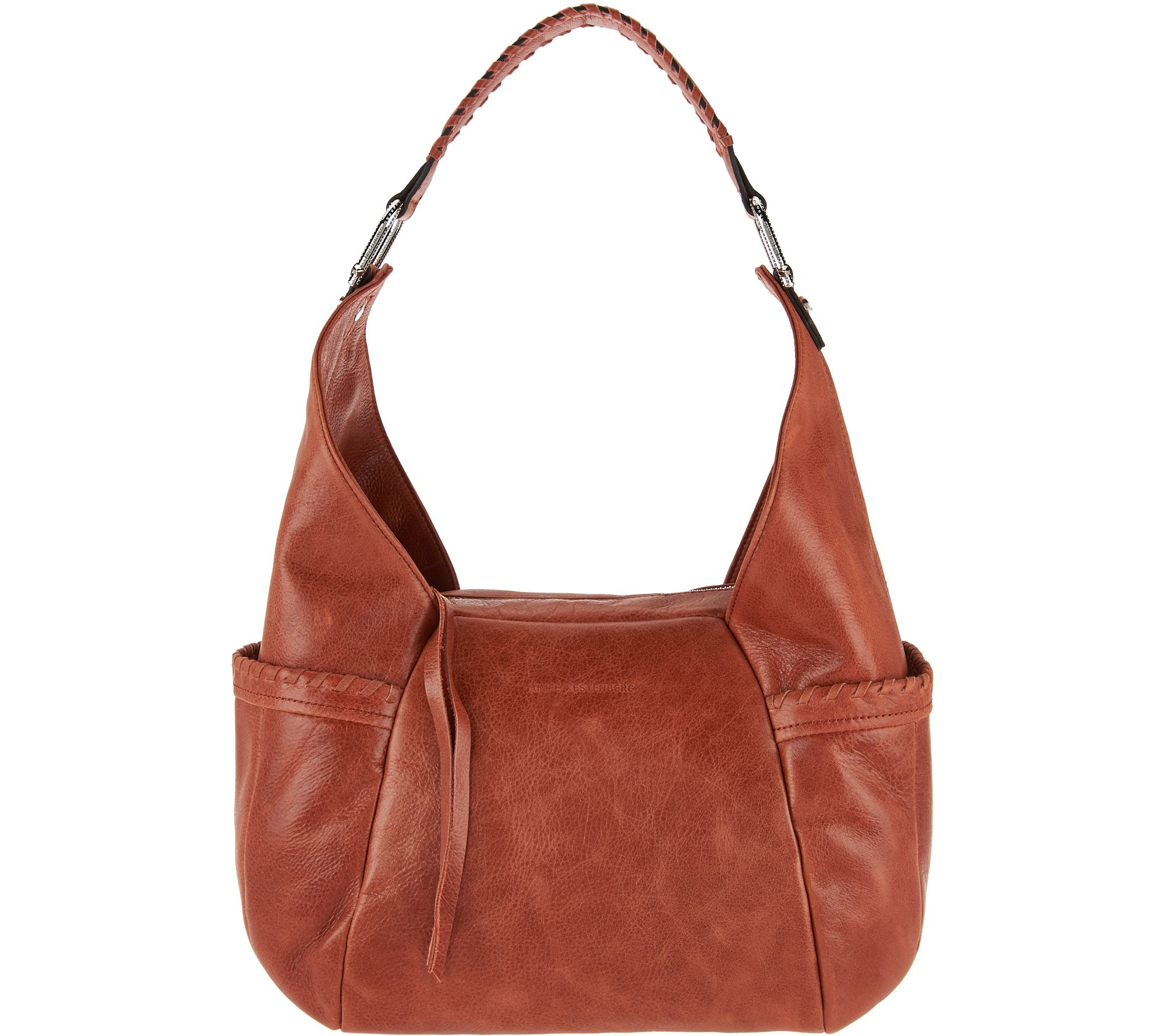 Aimee Kestenberg Vintage Leather Triple Entry Hobo- Laredo - Page ...