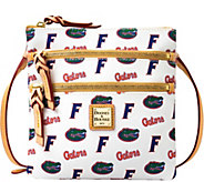 Dooney & Bourke NCAA University of Florida Zip Crossbody - A283469