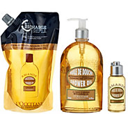 LOccitane Almond Shower Oil Trio - A286069