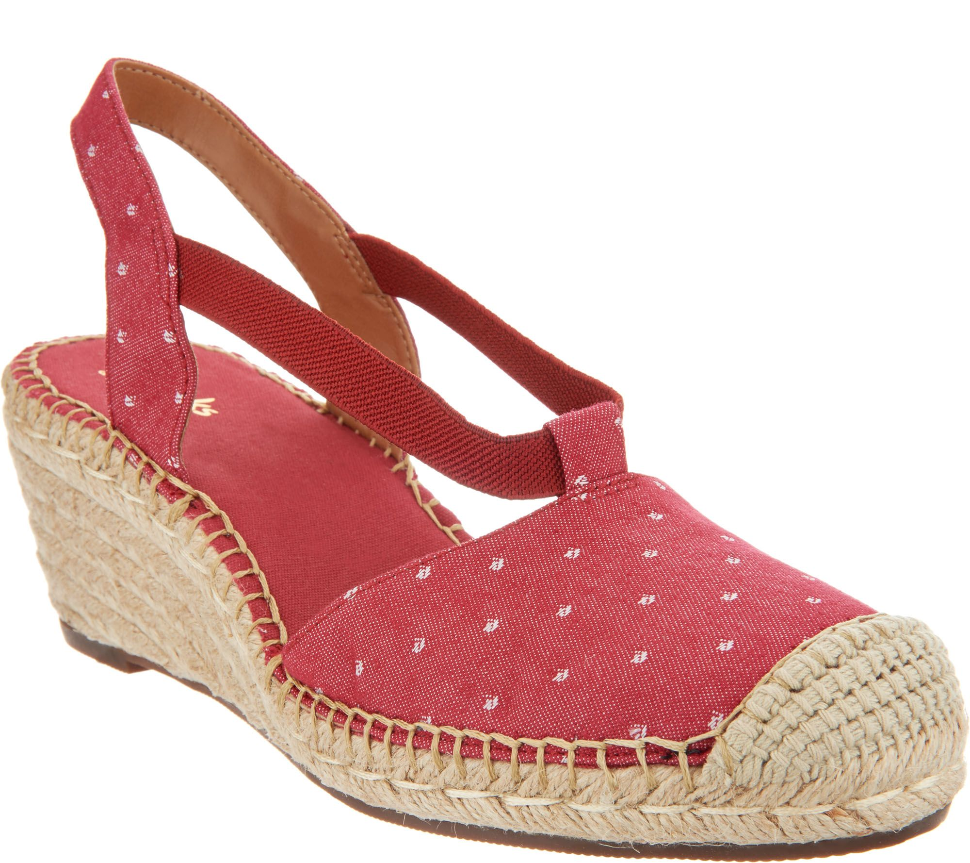 Clarks Artisan Closed Toe Espadrille Wedges Petrina